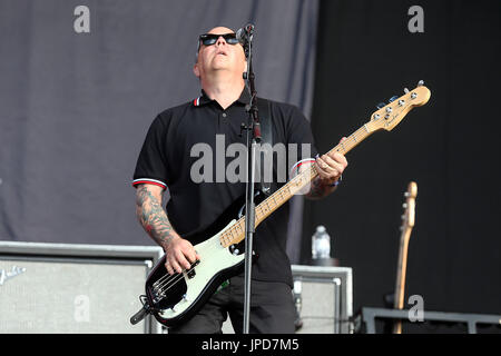 Rancid PERFORM at BST Featuring: Rancid, Tim Armstrong Where
