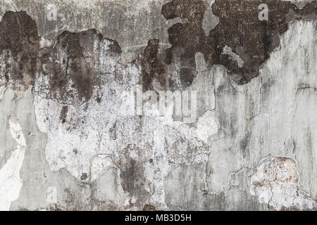 Full frame background of weathered, damaged and dirty