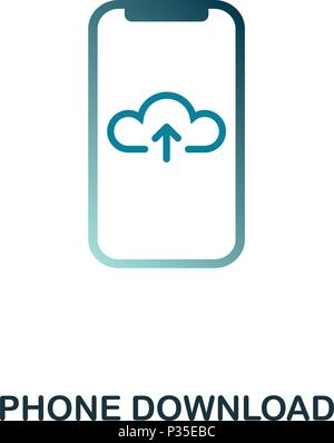 Vector illustration icon concept of wireless wifi symbol inside