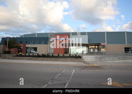 Progressive Auto Sales >> Sarnia Sting Arena Progressive Auto Sales Arena Lambton