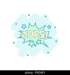 comic text sound effects pop art style  Vector speech bubble word